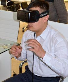 An awesome Virtual Reality pic! Делимся опытом расследования преступлений в виртуальной среде. Первое полное погружение в виртуальную реальность - Ренат сохраняет хладнокровие  майор полиции Республики Казахстан всё же  #SofrwarePackage #software #astraknan #fsa3d #следственныйкомитет #криминалистика #oculus #oculusrift #virtualreality #vr #происшествие #ПрограммныйКомплекс #по #шлемвиртуальнойреальности by fsa_3d check us out: http://bit.ly/1KyLetq