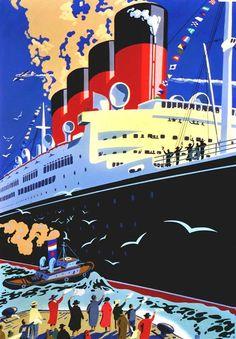 David Juniper - Cunard