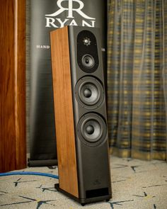 Here is a better photo of the Ryan S840 that we are previewing at the LA Audio Show this weekend. #ryanspeakers #laaudioshow #audiophile #audioporn Floor Speakers, Hifi Speakers, Monitor Speakers, Hifi Audio, Speaker Design, Home Cinemas, Loudspeaker, Audiophile, Cool Photos