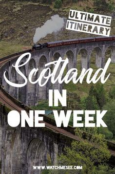 Think you've seen Scotland after a trip to Edinburgh, Skye and the Highlands? Here are 12 places on my off-beat Scotland bucket list for Scotland Road Trip, Scotland Vacation, Scotland Travel, Ireland Travel, Best Of Scotland, England And Scotland, Tours Of Scotland, North Scotland, Inverness Scotland