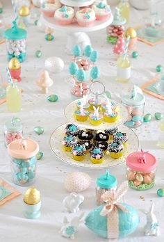 My Easter Table   #easter #table