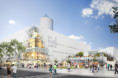 Lyon Part-Dieu | Architect Magazine | MVRDV, Lyon, France, Retail, Commercial, Community, Renovation/Remodel