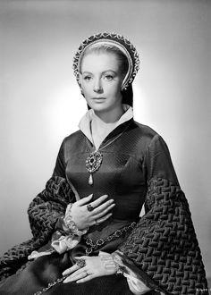Deborah Kerr as Katherine Parr in 'Young Bess' (1953)