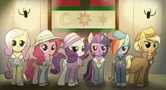 fallout ministry mares by CSImadmax.deviantart.com on @deviantART