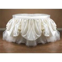 Baby Doll Little Miss Poof Bassinet Liner/Skirt - Size: 13x29 at Sears.com