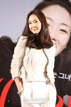 최지우 Korean Beauty, Korean Fashion, Fur Coat, Happiness, Medium, My Style, Celebrities, Face, Jackets