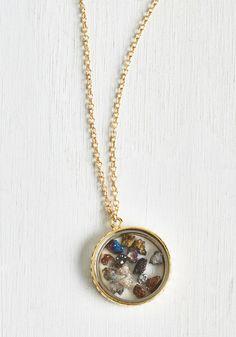 When Sparkles Fly Necklace | Mod Retro Vintage Necklaces | ModCloth.com