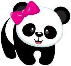 Image result for plantilla oso panda goma eva