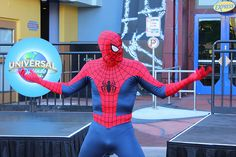 Reopening of Spiderman today at Universal Studios Orlando