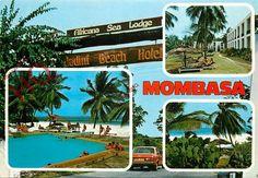 Jadini Beach Hotel, Mombasa Kenya