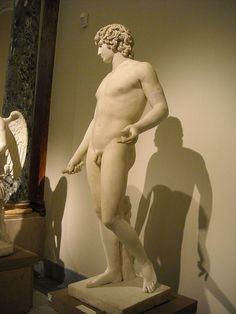 The Farnese Antinous: from Rome to Naples - Naples Archaeological Museum | Flickr - Photo Sharing!