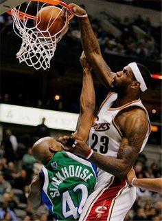 LBJ - Cleveland Cavaliers