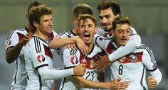 Alemania clasifica para la Eurocopa 2016 | Radio Panamericana