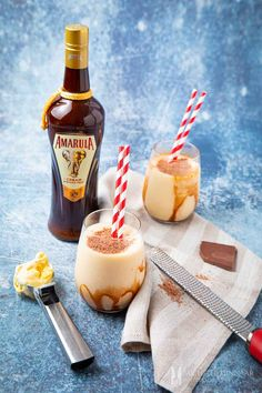 The Don Pedro drink is a must-have alcoholic dessert recipe from South Africa. This version is made with vanilla ice cream, cream and Amarula. Click here!