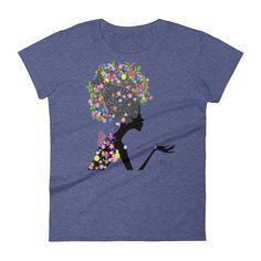 Piscean Goddess Women's short sleeve t-shirt