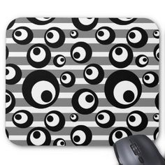 Pink and white flower floral seamless repeat tiled lip balm floral black and white circles stripes geometric mouse pad mightylinksfo Choice Image
