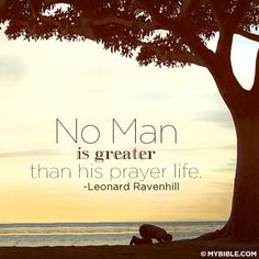 Leonard Ravenhill . Amen amen amen and amen a million times over ! One of my all time favorite quotes .