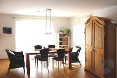 Homestory 173 von Lehner Haus | Einrichtung, Interior, Wohnideen, Fertighaus, Hausvergleich, Esszimmer  Auswahl von Fertighäusern auf: www.fertighaus.de