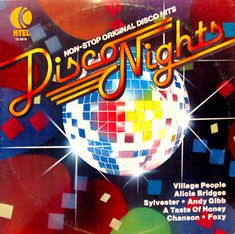 Disco Nights (K-Tel, 1979) by K-Tellin and Ronco Too, via Flickr