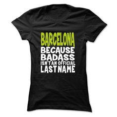 (BadAss) BARCELONA