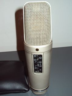 RODE NT2a - this is a great voice-over mic with good resonance, great sound and a very solid feel. We use this for voice-over work as well as our live recordings on our podcasts. RODE makes some of the best production mics in the industry.