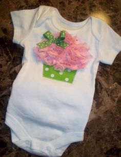 Cupcake onesie, for a sweet tooth