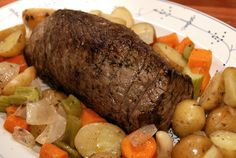 I found this amazing piece of beef at the grocery store and decided it was the perfect time to make some delicious roast beef. Making a perfect roast is super-easy—just make sure you get a good cut of beef, season it properly, and pay attention to your oven temperature, and it will come out great. [...]
