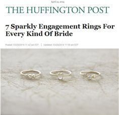 We were pleased to see three Betsey Sook engagement rings recommended for the city hall bride in The Huffington Post.  :::   Tre fine Betsey Sook forlovelsesringe anbefalet i USAs største online-avis The Huffington Post. Mange tak.  #forlovelsesring #engagementring #anellodifidanzamento #verlobungsring #baguedefiancailles #anillodecompromiso #verlovingsring #anelldecompromís #trúlofunarhringur #婚約指輪 #訂婚戒指 #약혼반지