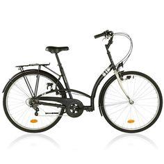 Brand New Dutch Style Elops 300 City Bike with 6 Gears