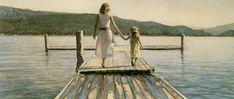 Steve Hanks - Time with Mom