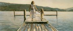 Steve Hanks - Time with Mom