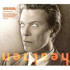 "June 11, 2002: David releases his album, ""Heathen"". It was one of the highest charting albums in the U.S. market (#14) since ""Tonight"" in (1984), ad received some of his strongest reviews since ""Scary monsters (and Super Creeps)"" in 1980. It sold more than two million copies worldwide, and had a four month run on the UK charts."