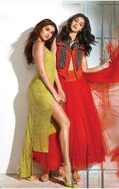 "Tara Sutaria & Ananya Panday Posing For ""HELLO"" Magazine Photoshoot.. Indian Bollywood Actress, Bollywood Girls, Beautiful Bollywood Actress, Bollywood Celebrities, Bollywood Fashion, Indian Actresses, Beautiful Goddess, Beautiful Girl Indian, Most Beautiful Indian Actress"