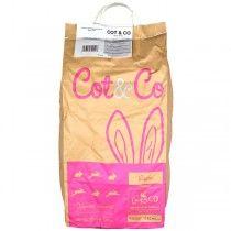 LAPIN, aliment complet en granulés pour garder vos lapins fermiers en bonne santé !