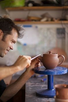 Design Spotlight: Jono Pandolfi #art #design #pottery