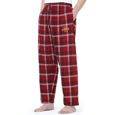 Men's Iowa State Cyclones Playoff Knit Lounge Pants, Size: