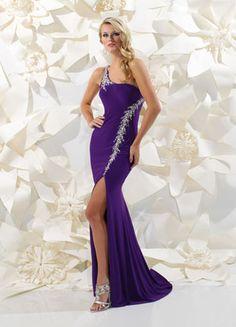Great One-Shoulder dress...