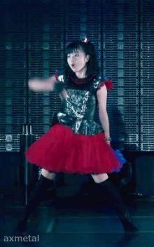 ax-metal wing — BABYMETAL WORLD TOUR (Makuhari 2014) Iine.  We...