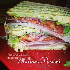 Seeing All Sides: Italian Panini