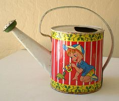 Child's watering can