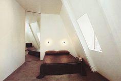 Ward Bennett, apartment - Interior, Dakota Apt. Building (rooftop) c.1978