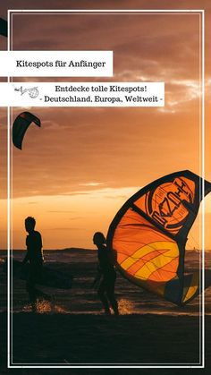 Bist du auf der Suche nach Kitespots für Anfänger? Willst endlich dein Können verbessern und durchstarten? Ich habe geniale Anfängerspots im Gepäck!