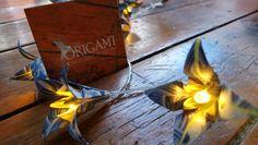 Guirlande 20 LED Origam'i (32€)