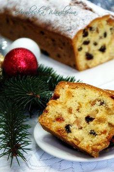 Easy Cake Recipes, Baking Recipes, Yummy Recipes, Recipies, Polish Recipes, Polish Food, Pavlova, Banana Bread, Deserts