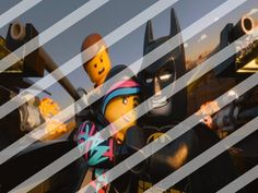 The Lego Movie Edible Cake Topper Frosting 1/4 Sheet Image #7