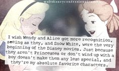 not to mention they were voiced by the same actress.