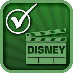 Disney Movies Checklist