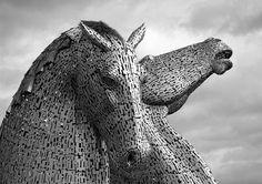 The Kelpie, Grangemouth, Scotland.