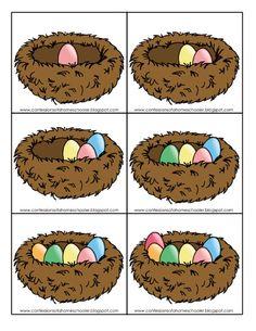 Eieren tellen met kleuters 1