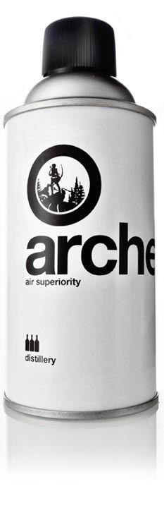 ArcherMen Room Freshener in Sports Car, Distillery & Hunting Lodge. HA!